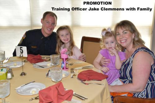 Jake Clemmens & Family
